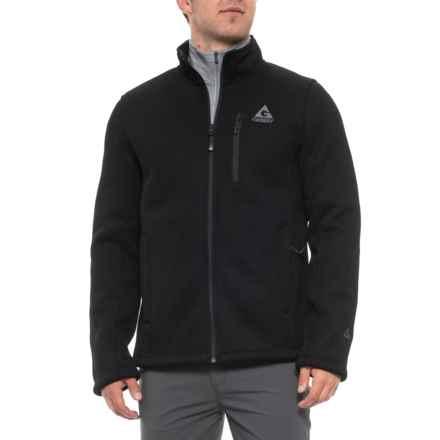 Gerry Black Basecamp Fleece Jacket (For Men) in Black - Closeouts
