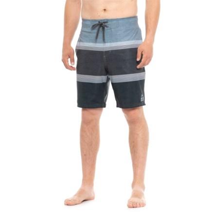 d9ee10d4d3 Gerry Black Peeler E-Board Shorts - UPF 50+ (For Men) in