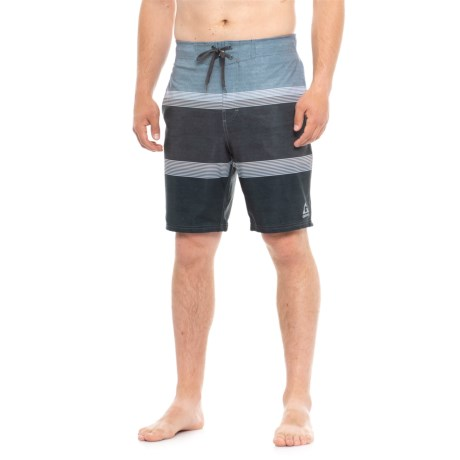 4580c9a779 Gerry Black Peeler E-Board Shorts - UPF 50+ (For Men) in