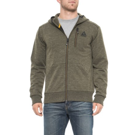96a58f48 Gerry Full-Zip Hoodie (For Men) in Mosstone Heather - Closeouts