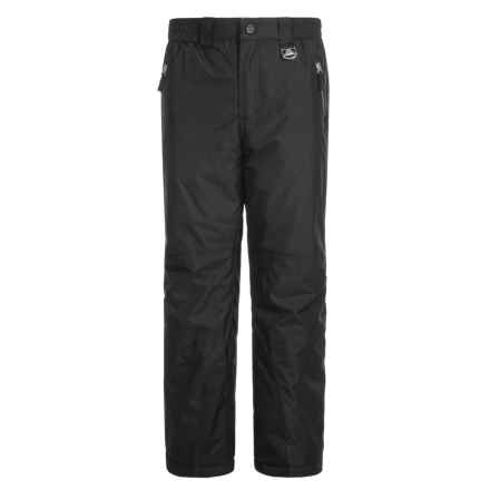 Gerry Lilian Snow Pants - Insulated (For Big Girls) in Black - Closeouts