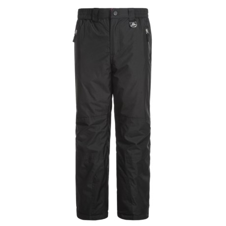 Gerry Lilian Snow Pants - Insulated (For Big Girls) in Black