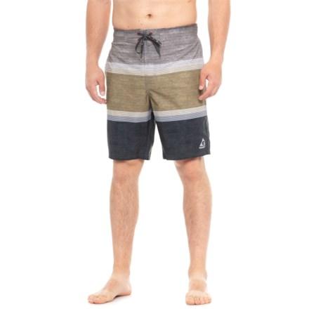 5995e45c0c Gerry Oak Peeler E-Board Shorts - UPF 50+ (For Men) in