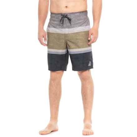 Gerry Oak Peeler E-Board Shorts - UPF 50+ (For Men) in Oak - Closeouts