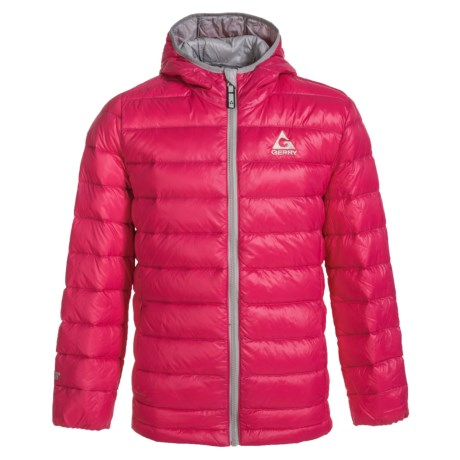 Gerry Spencer Down Jacket (For Girls) in Cerise