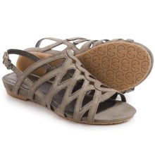 Gerry Weber Beach 01 Sandals (For Women) in Khaki - Closeouts