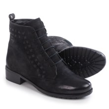 Gerry Weber Diane 18 Ankle Boots - Leather (For Women) in Black - Closeouts