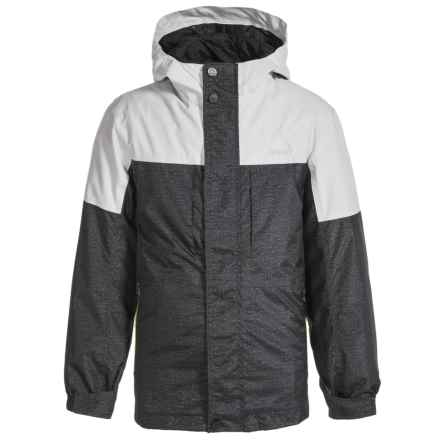 Gerry Zurs Systems Jacket - Insulated, 3-in-1 (For Big Boys) in Dark Heather - Closeouts