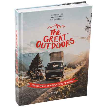 Gestalten The Great Outdoors Cookbook in Multi - Closeouts