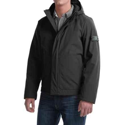 G.H. Bass & Co. Arctic Trek Jacket (For Men) in Black - Closeouts