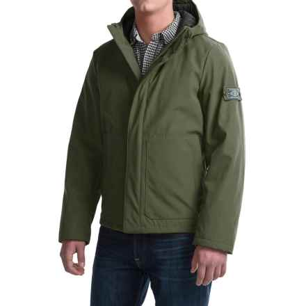 G.H. Bass & Co. Arctic Trek Jacket (For Men) in Olive - Closeouts