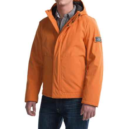 G.H. Bass & Co. Arctic Trek Jacket (For Men) in Orange - Closeouts