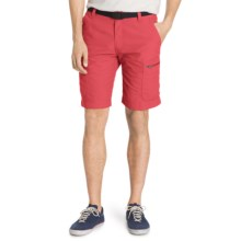 G.H. Bass & Co. Belted Sunkhaze Adventure Shorts - UPF 30+ (For Men) in Chrysanthemum - Closeouts