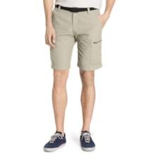 G.H. Bass & Co. Belted Sunkhaze Adventure Shorts - UPF 30+ (For Men) in Moonstruck - Closeouts
