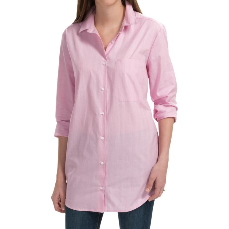 G.H. Bass and Co. Cotton Shirt Long Sleeve (For Women)