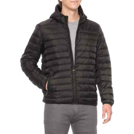 G.H. Bass & Co. Down-Filled Heavy Ripstop Jacket - Insulated (For Men) in Black - Closeouts