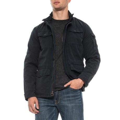 G H Bass Co Four Pocket Mechanic Field Jacket For Men Save 71