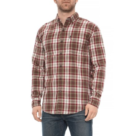 355d1839692efa G.H. Bass & Co. Madawaska Shirt - Long Sleeve (For Men) in Rain