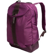 G.H. Bass & Co. McKinley Backpack in Purple - Closeouts