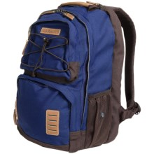 G.H. Bass & Co. Pasadena Backpack in Blue - Closeouts