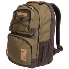 G.H. Bass & Co. Pasadena Backpack in Tan - Closeouts