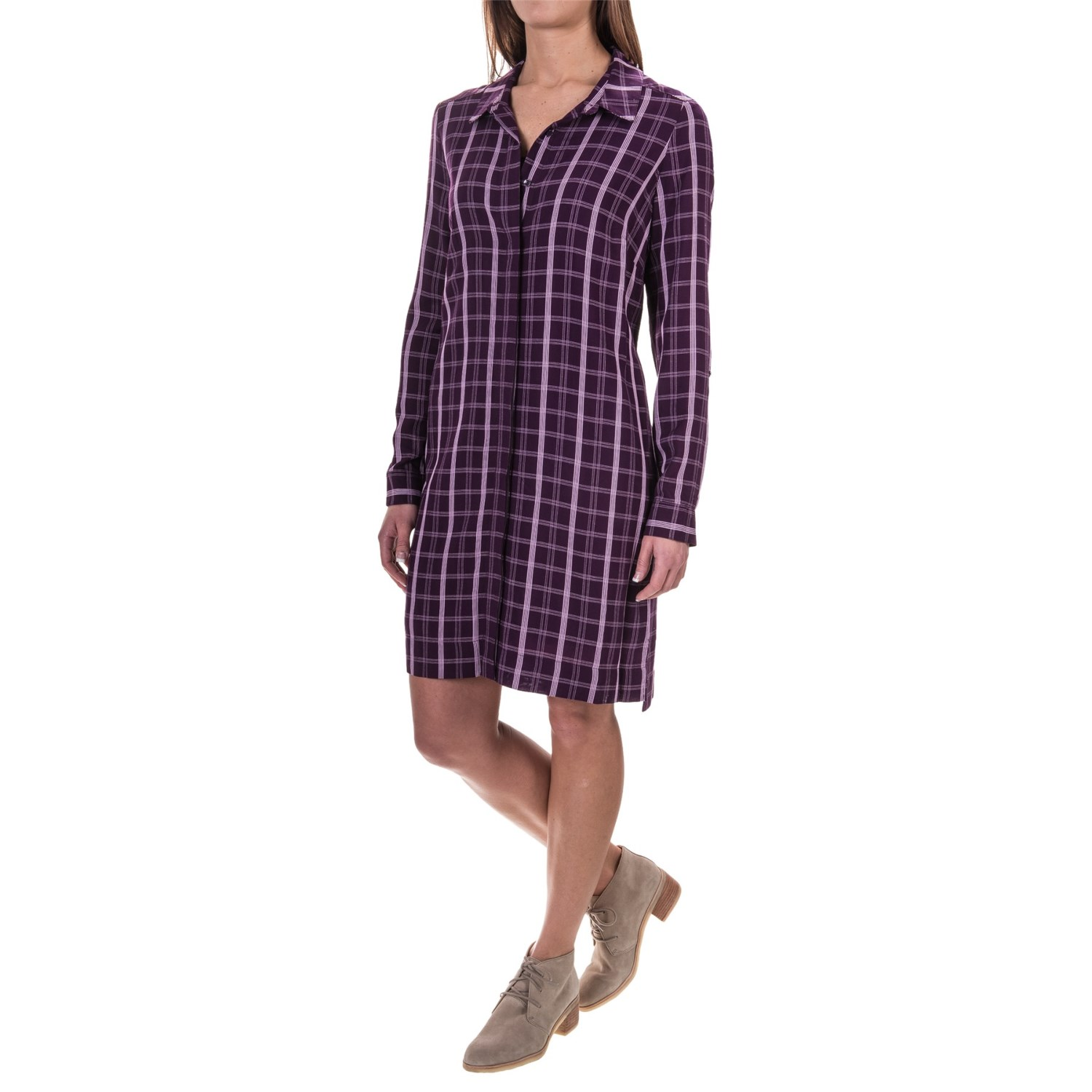 Original Casual Shirt Dress For Women  Fashion Collection Fashion Style