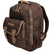 G.H. Bass & Co. Riverside Backpack in Tan - Closeouts