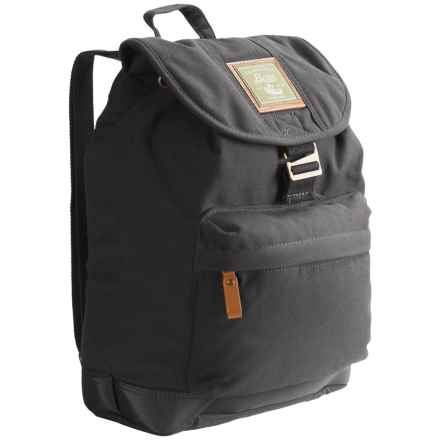 G.H. Bass & Co. Tamarack Backpack in Grey - Closeouts