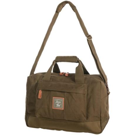 G.H. Bass & Co. Tamarack Duffel Bag - Cotton Canvas in Khaki