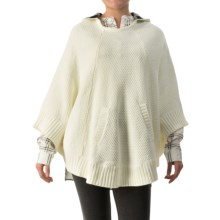 G.H. Bass & Co. Zosia Honeycomb Sweater (For Women) in Ivory - Closeouts