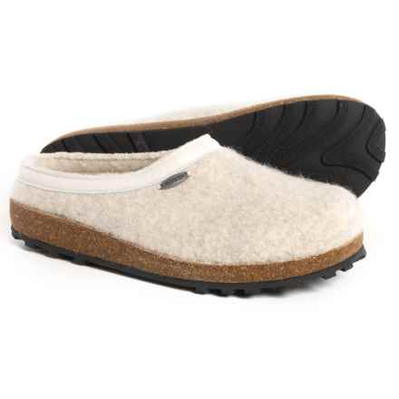 Giesswein Acadia Clogs (For Men and Women) in Lamm - Closeouts