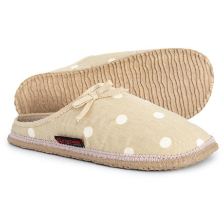 a4c76b791d2a Giesswein Meadow Boiled Wool Slippers (For Women) - Save 68%
