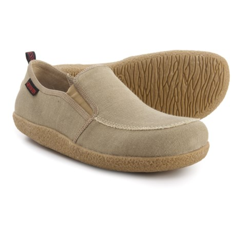 Giesswein Reith Loafers (For Men and Women) in Sesame