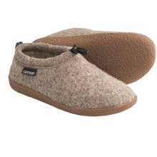 Giesswein Vent Slippers - Boiled Wool (For Women) in Natural - Closeouts