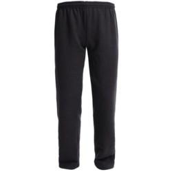 Gildan 50/50 Sweatpants (For Men and Women) in Black