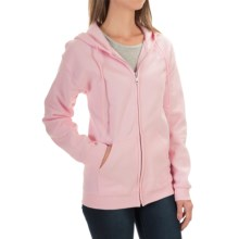 Gildan 7.5 oz. 50/50 Hoodie - Zip (For Men and Women) in Pink - 2nds