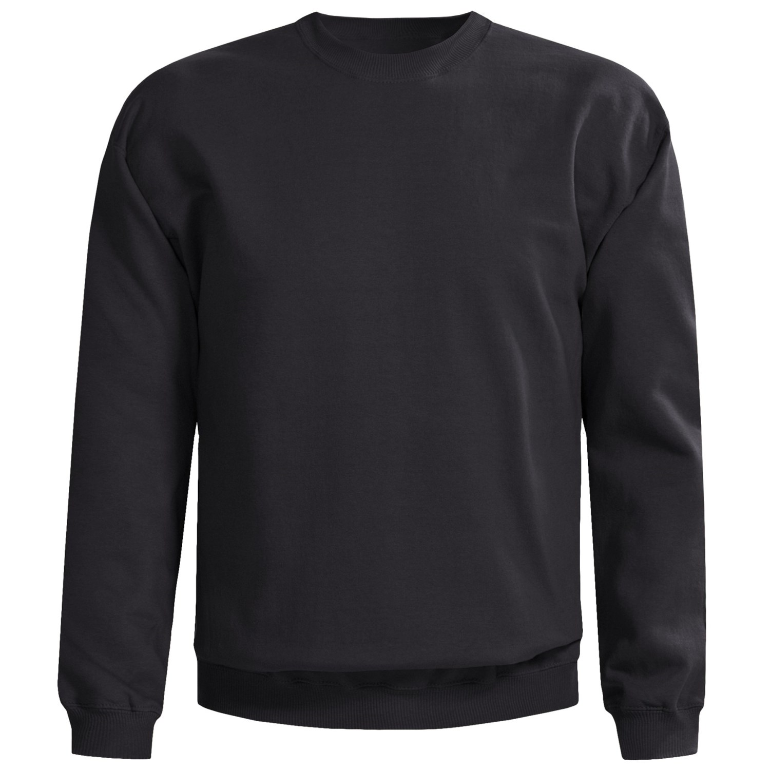 Charcoal Crew Neck Sweater