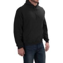 Gildan Hoodie - 7.75 oz. Ultra-Blend (For Men and Women) in Black - 2nds