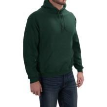 Gildan Hoodie - 7.75 oz. Ultra-Blend (For Men and Women) in Dark Green - 2nds