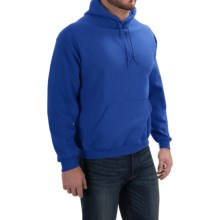 Gildan Hoodie - 7.75 oz. Ultra-Blend (For Men and Women) in Royal - 2nds