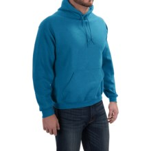 Gildan Hoodie - 7.75 oz. Ultra-Blend (For Men and Women) in Turquoise - 2nds