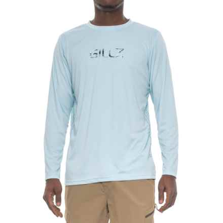 Gillz Contender Series Tech Shirt - UPF 50+, Long Sleeve (For Men)