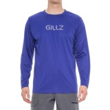 Gillz Contender Series Tech Shirt - UPF 50+, Long Sleeve (For Men)