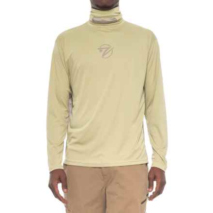 Gillz Pro Striker Shirt - UPF 50, Long Sleeve (For Men) in Moss Green - Closeouts