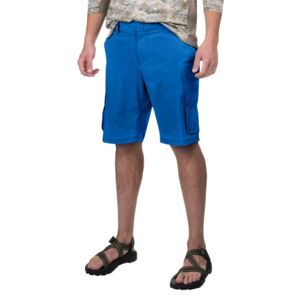 7fdfe4278d06 Gillz Stalker Shorts - UPF 50+ (For Men) in Deep Blue - Closeouts