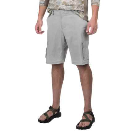 Gillz Stalker Shorts - UPF 50+ (For Men) in Smoke - Closeouts