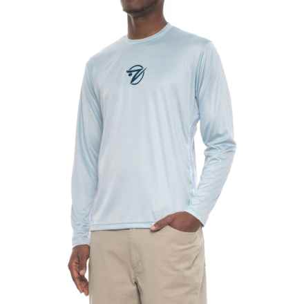 Gillz Tournament Series Shirt - UPF 50, Long Sleeve (For Men) in Cloud Merona - Closeouts