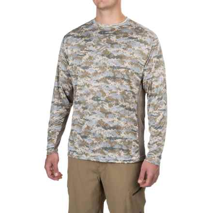 Gillz Tournament Series Shirt - UPF 50, Long Sleeve (For Men) in Marsh Camo - Closeouts