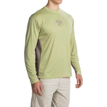 Gillz Tournament Series Shirt - UPF 50, Long Sleeve (For Men) in Moss Green - Closeouts