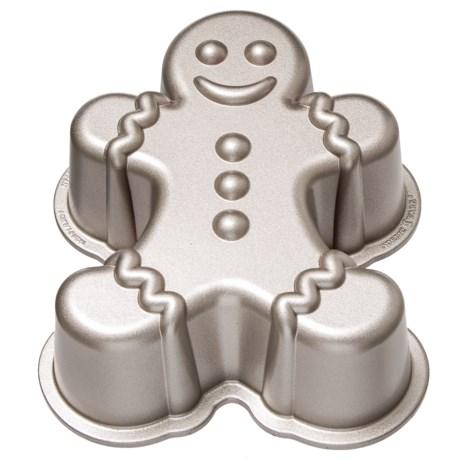 Gingerbread Man Cake Pan